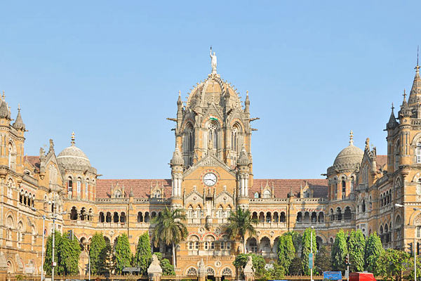 Victoria Terminus, Mumbai, Historical Sites in India