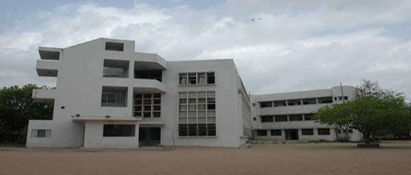 A G High School in Ahmedabad
