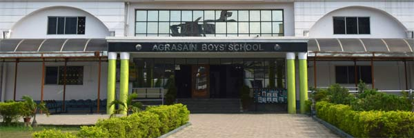 Agrasain Boys School In HowRah, Kolkata