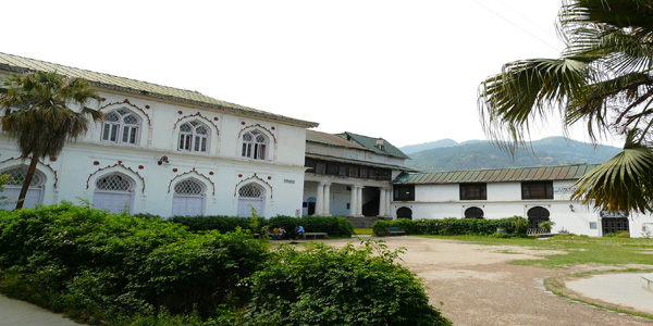 Akhand Chandi Palace in Chamba