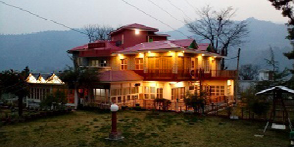 Anantson Resort in Chamba, Himachal Pradesh