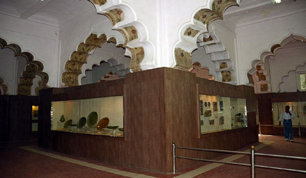 Archaeological Museum Red Fort