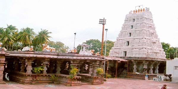 Ashtalakshmi Temple in Hyderabad