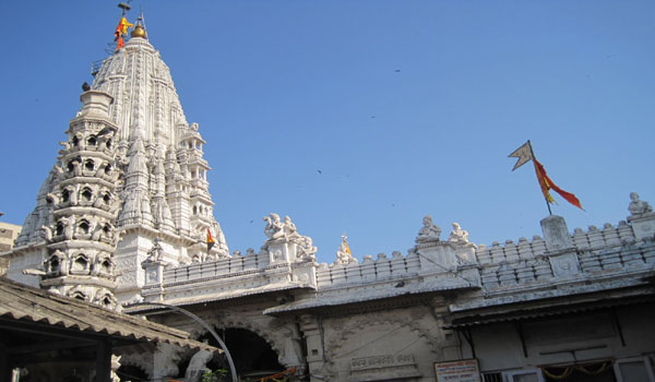 Babulnath Temple in Mumba