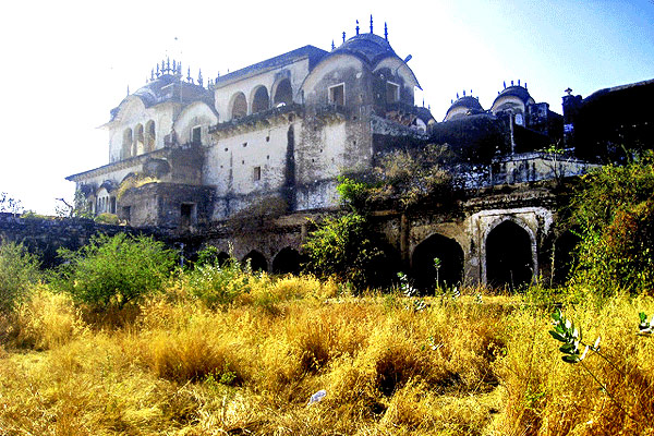 Bala Quila in Alwar