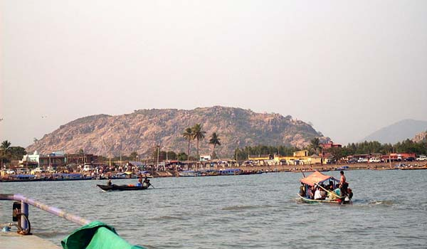 Balugaon on Chilika
