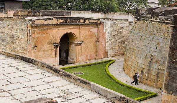 Bangalore Fort in Bangalore