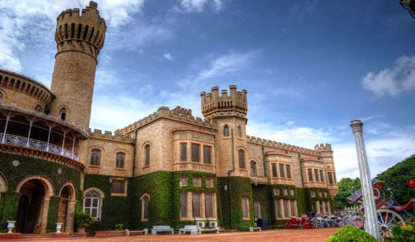Bangalore Palace in Bangalore