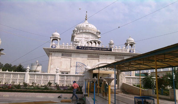 Baoli Sahib Gurudwara in Chandigarh