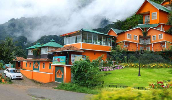 Bella Vista Resort in Munnar