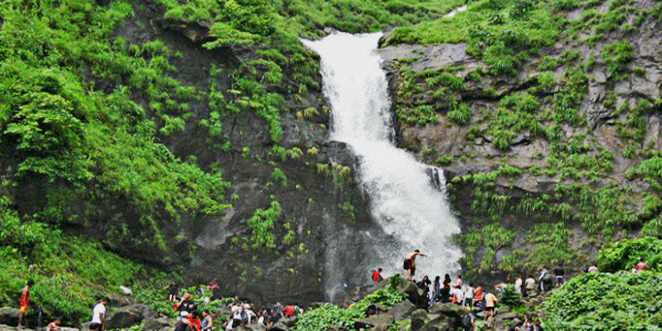Bhivpuri Waterfalls