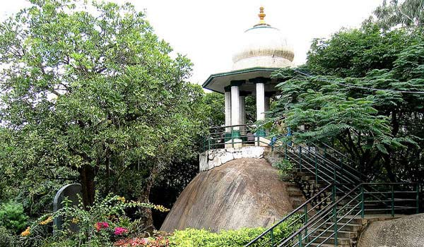 Bugle Rock Park in Bangalore