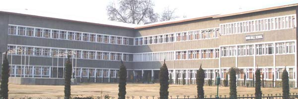 Burn Hall School in Srinagar