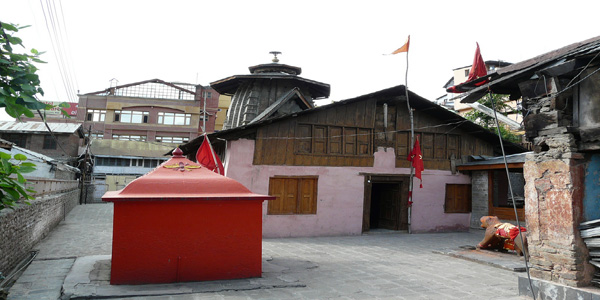 Champavati Temple in Chamba
