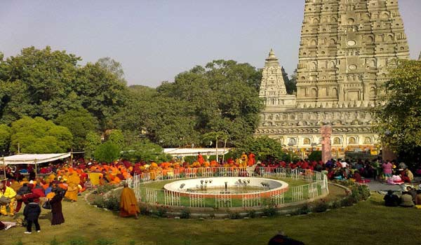 Chankaramana in  Bodh Gaya