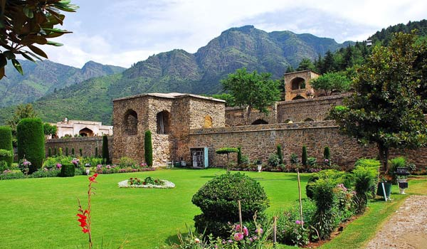 Pari Mahal in Srinagar