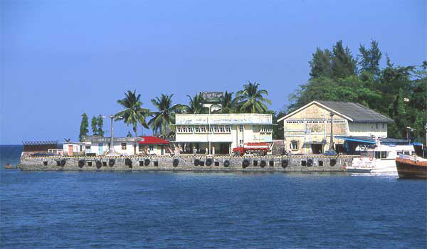 Chatham Island off Port Blair