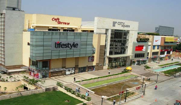City Square Mall.