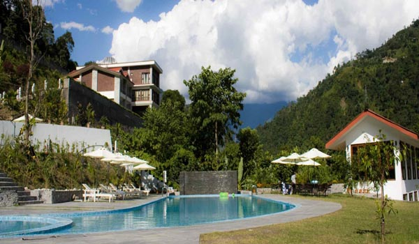 Club Mahindra Baiguney Gangtok