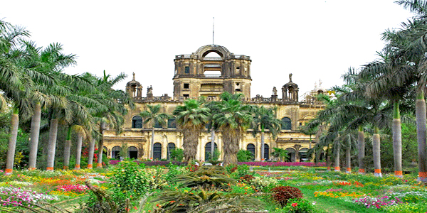 Constantia House in Lucknow
