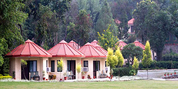 Corbett Ramganga Resort in Corbett