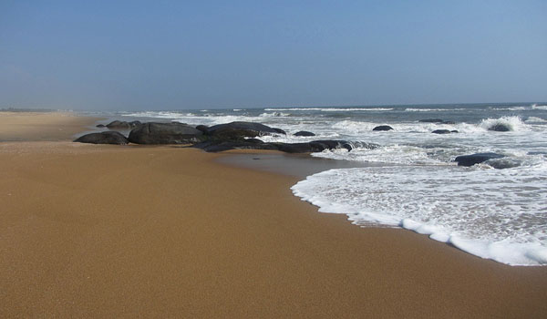 Covelong Beach chennai