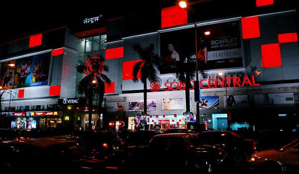 Crossroads Mall in Mumbai