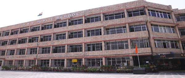 DAV Public School, Sector – 14
