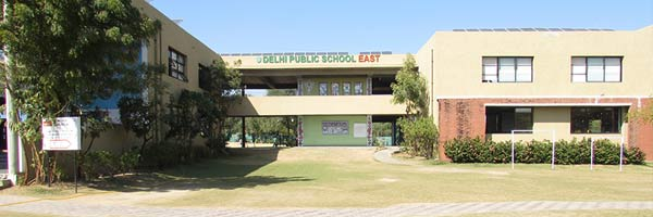 DPS East School In Ahmedabad