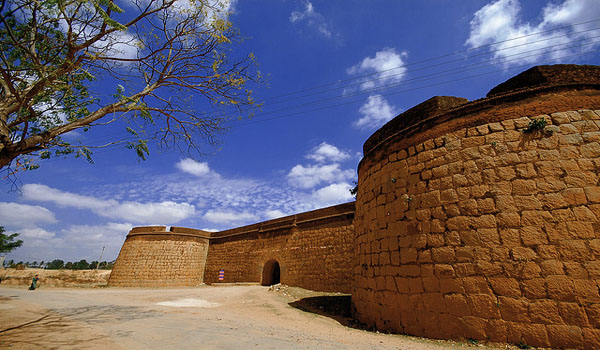 Devanahalli Fort in Bangalore