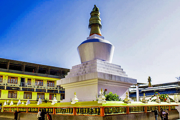 Do Drul Chorten in Gangtok
