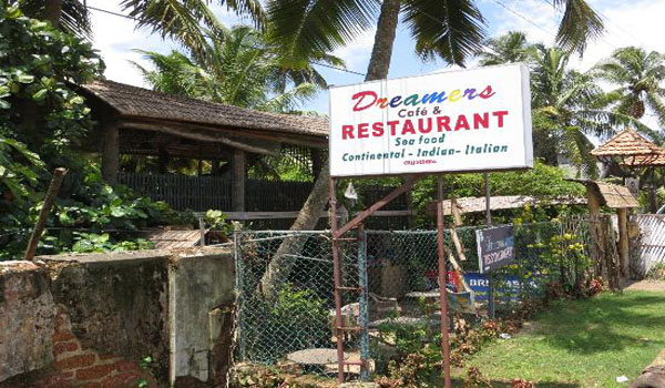 Dreamers Cafe and Restaurant