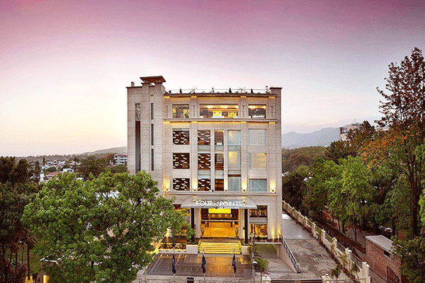 Four Points By Sheraton in Dehradun