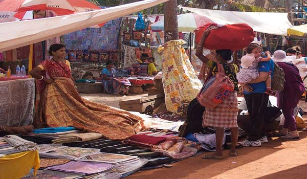 Famous Markets in Goa