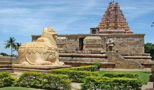 Great Living Chola Temples,