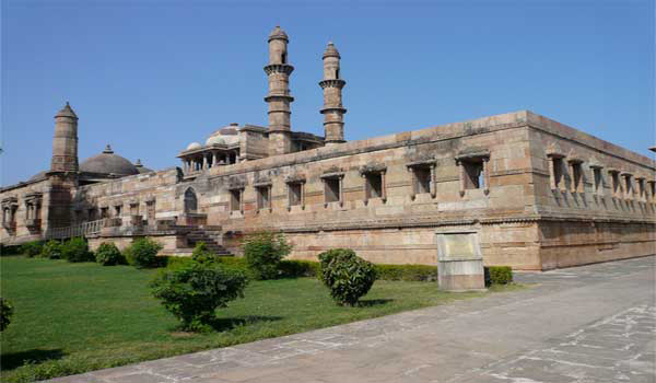 Great Mosque in Champaner