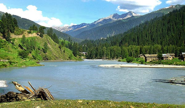 Gurez Valley in Kashmir