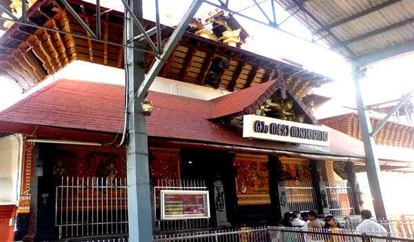Guruvayur Temple in Thrissur