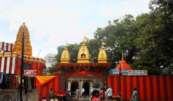Hanuman Temple in Connaught Place.