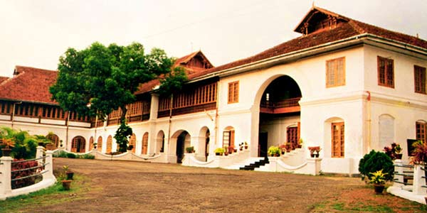 Hill Palace Museum in Kerala