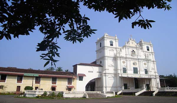 Holy Spirit Church Margao