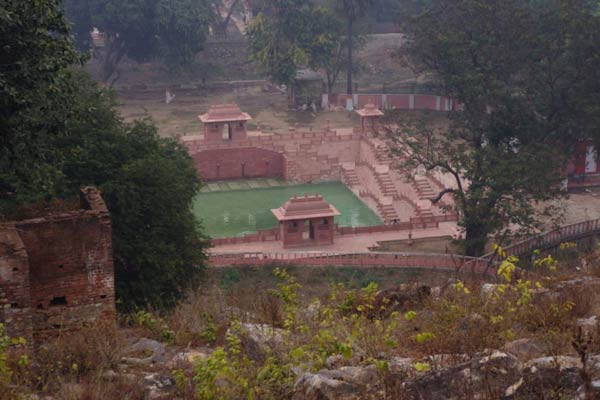 Hot Springs in  Rajgir