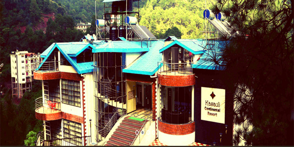 Hotel Kasauli Continental, Kasauli