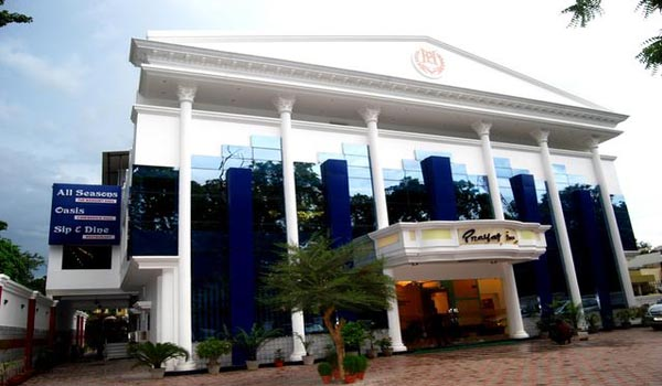 Hotel Prayag Inn in Allahabad