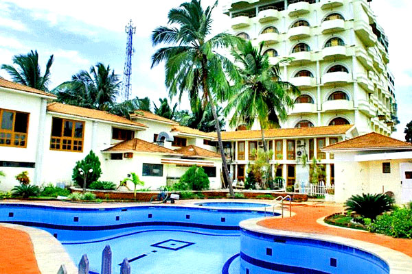 Hotel Singaar International in Kanyakumari