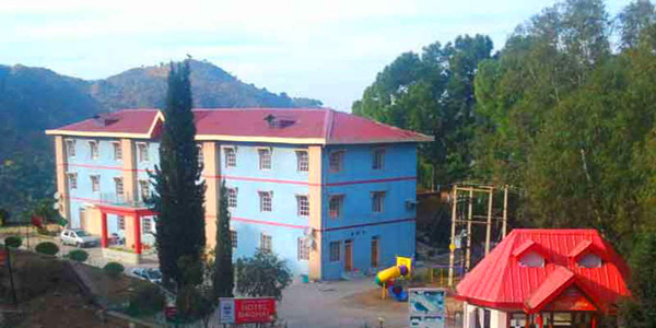 Hotel The Baghal , Solan