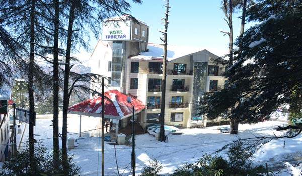 Hotel Trinetar Resorts in Patnitop