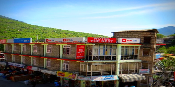 Hotel the Nest in Kullu
