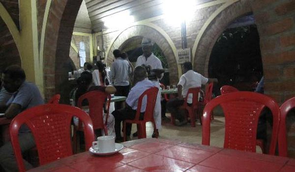 Indian Coffee House in Alleppey
