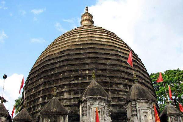 Kamakhya Temple in Dispur